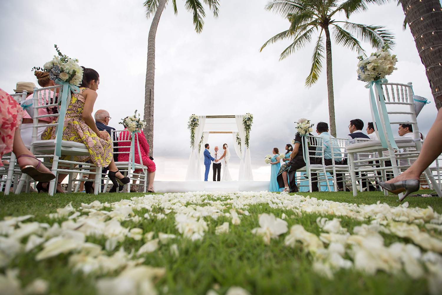 Wedding Shanti at Jivana Villas Phuket,Thailand