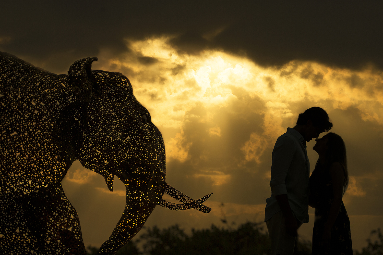 Indian wedding Koh Samui